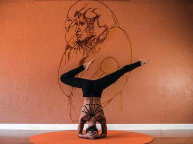 Upcycling für Yogamatten